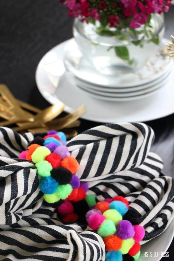 diy-colorful-napkin-rings-striped-napkins-summer-party-www.thisisourbliss.com_
