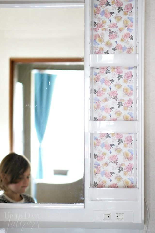 renter friendly DIYs for shelves