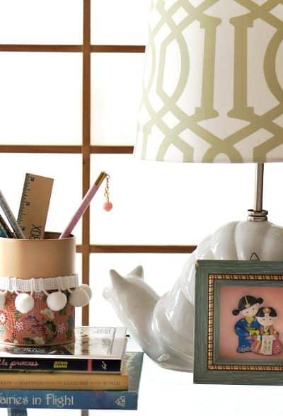 The Global Styler: Japanese Pencil Holder
