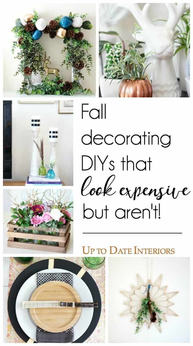 fall decorating diys that look expensive but aren't