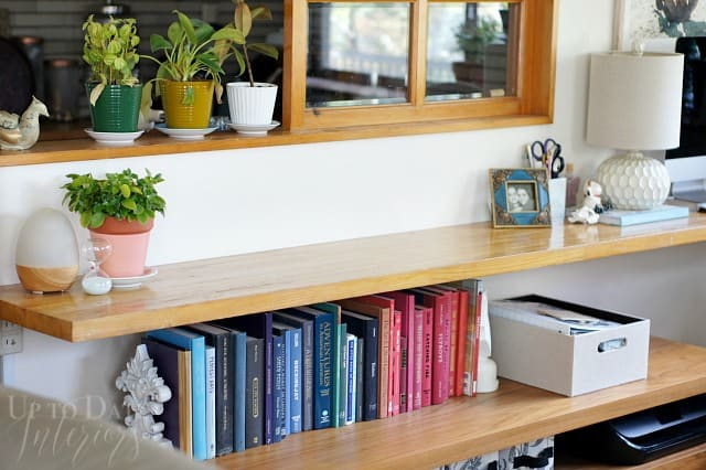 color coded books ideas