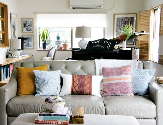 renter friendly fall decorating ideas