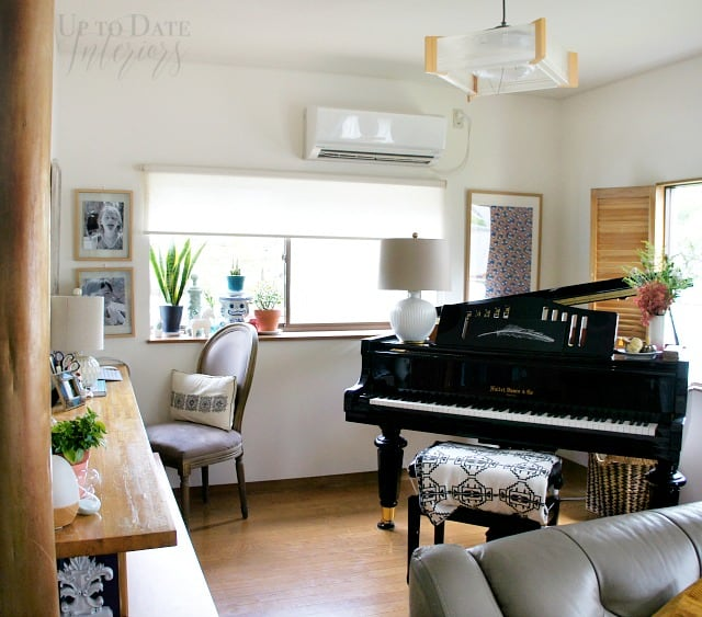 small space decor with multi function