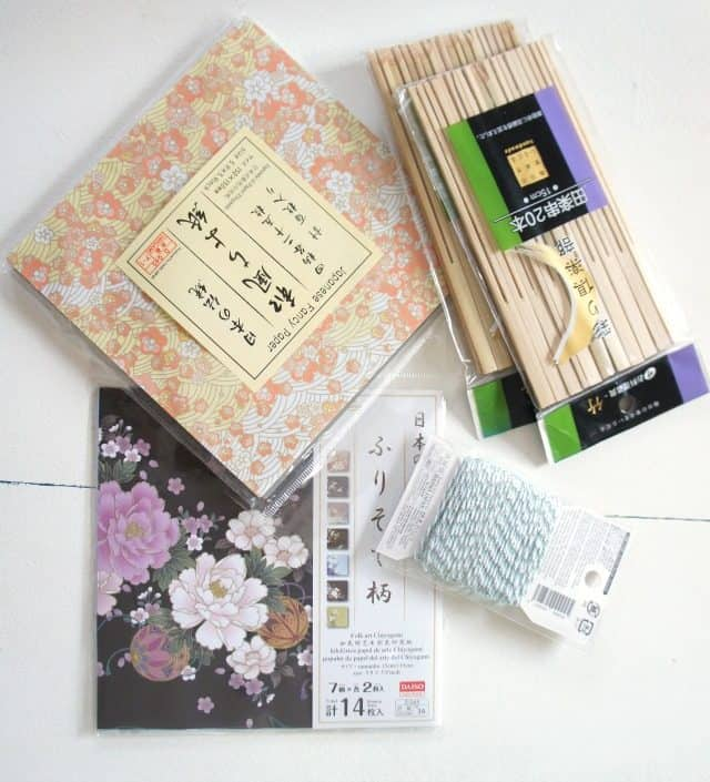 fan-ornaments-Japanese-origami-supplies