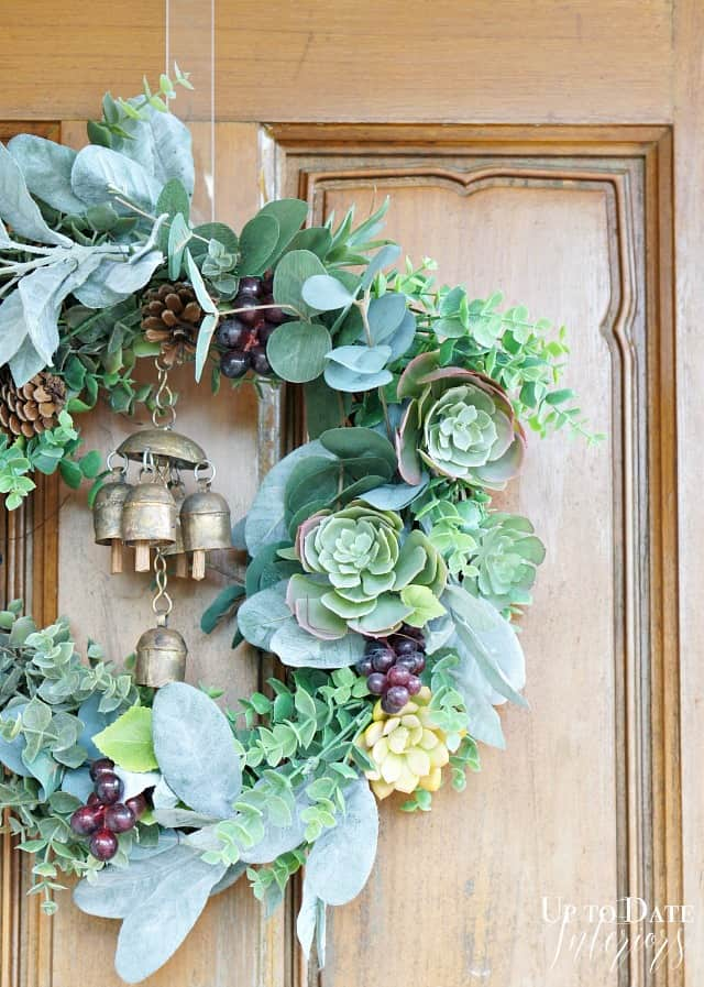 side-wreath