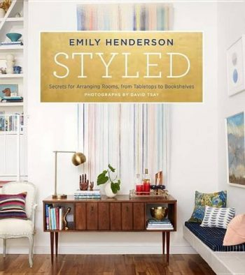 Emily Henderson Styled and other home decor books