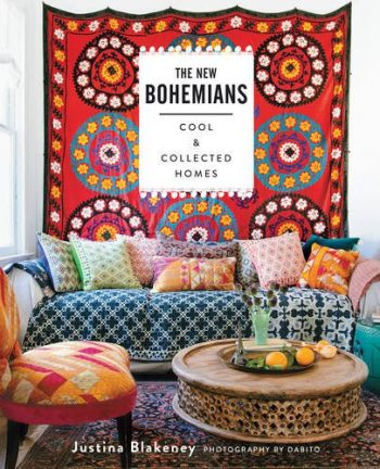 The New Bohemians and and other favorite interior decorators and designers