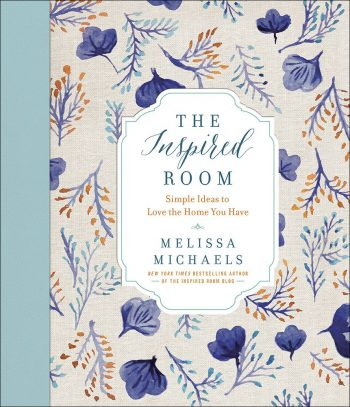 The Inspired Room and more bloggers to books in home decor and DIY