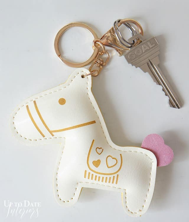 Extra house key for house guests