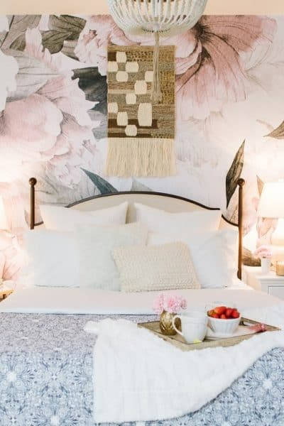 At Home With Ashley Guest Room Reveal