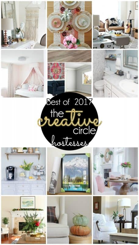2017 The Creative Circle Hostesses Best Of