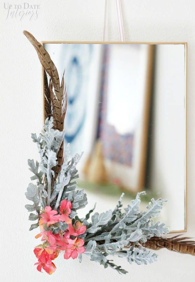 Create-an-easy-boho-mirror-from-dollar-store-supplies