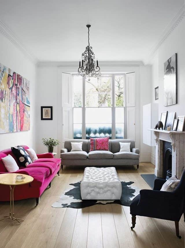 Living Room Design Ideas 50 Inspirational Sofas Velvet Sofas 640