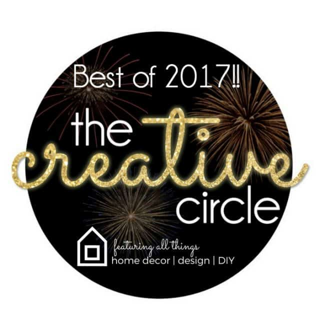 Best Of 2017 The Creative Circle Logo