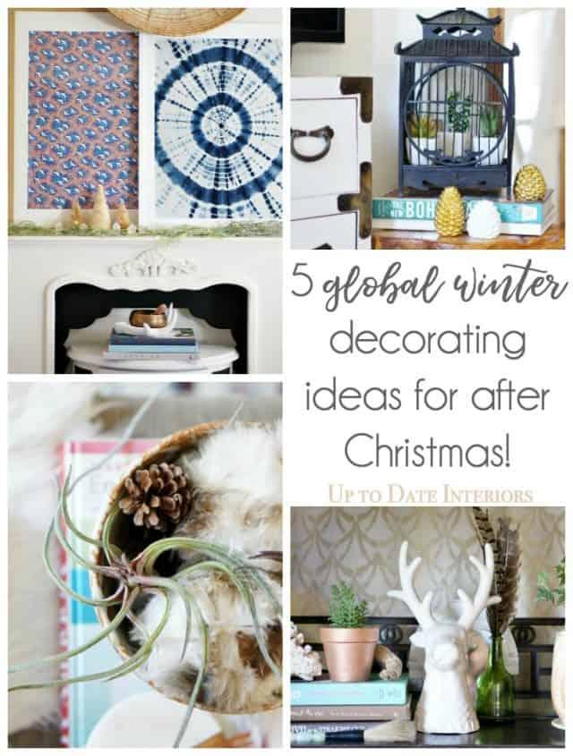 Global Winter Decorating Ideas