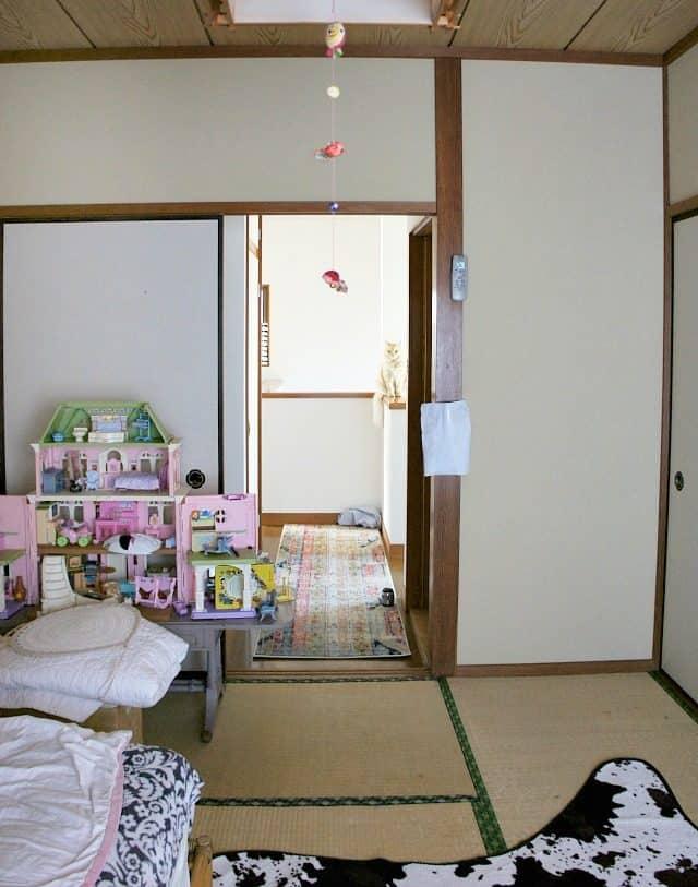 tatami-washitu-room