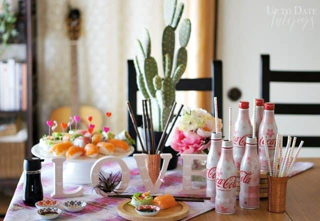 the-global-styler-valentines-day-tribal-love-letters-centerpiece-and-sushi-lunch
