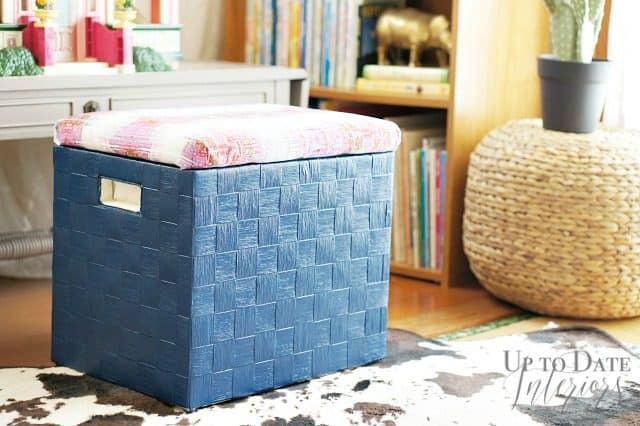 global basket storage makeover