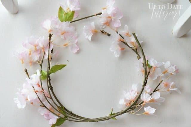 cherry-blossom-wreath-mold-form