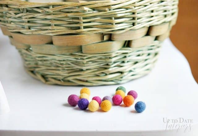 easter-basket-wool-pom-poms