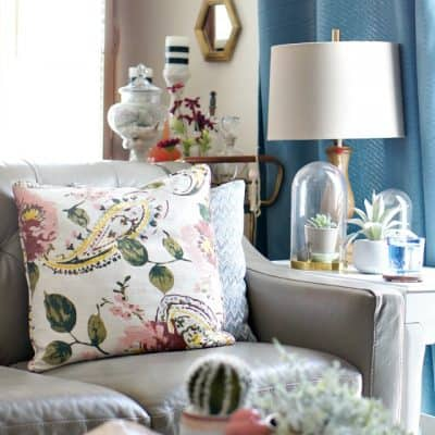 Chic and Simple Spring Home with Easy Decorating Secrets