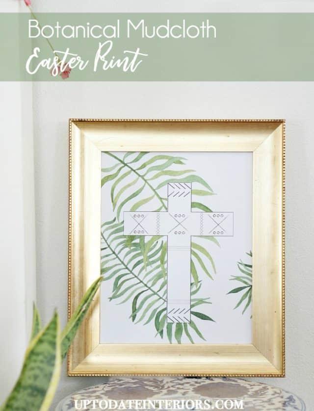mudcloth-cross-palm-branches-pinterest