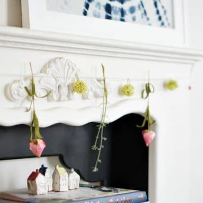 nordic-flower-garland-easy-DIY-Spring
