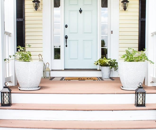 Front Porch Decorating Ideas 3