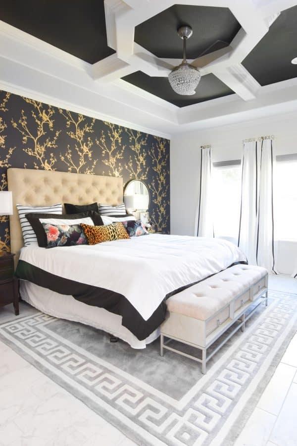 One Room Challenge Master Bedroom 2