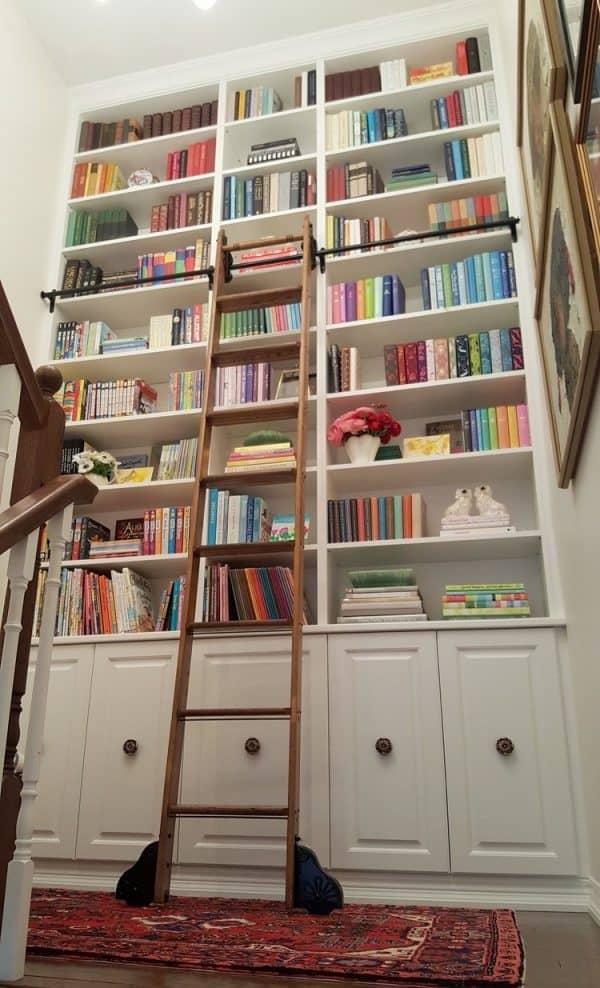 Spring+2018+one+room+challenge +stairway+library+ +carley+brandon+designs