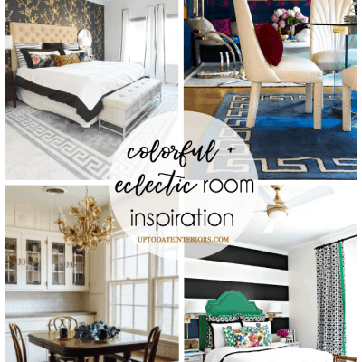 Colorful And Eclectic Room Inspiration Pinterest