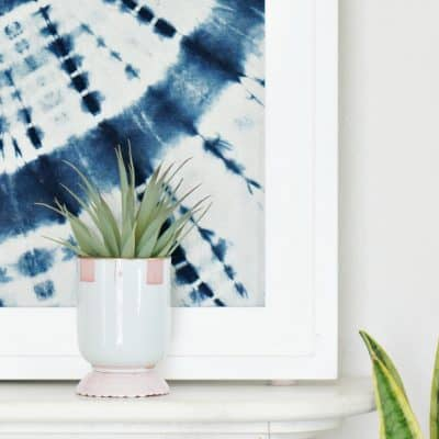 Diy Planter With Japanese Pottery
