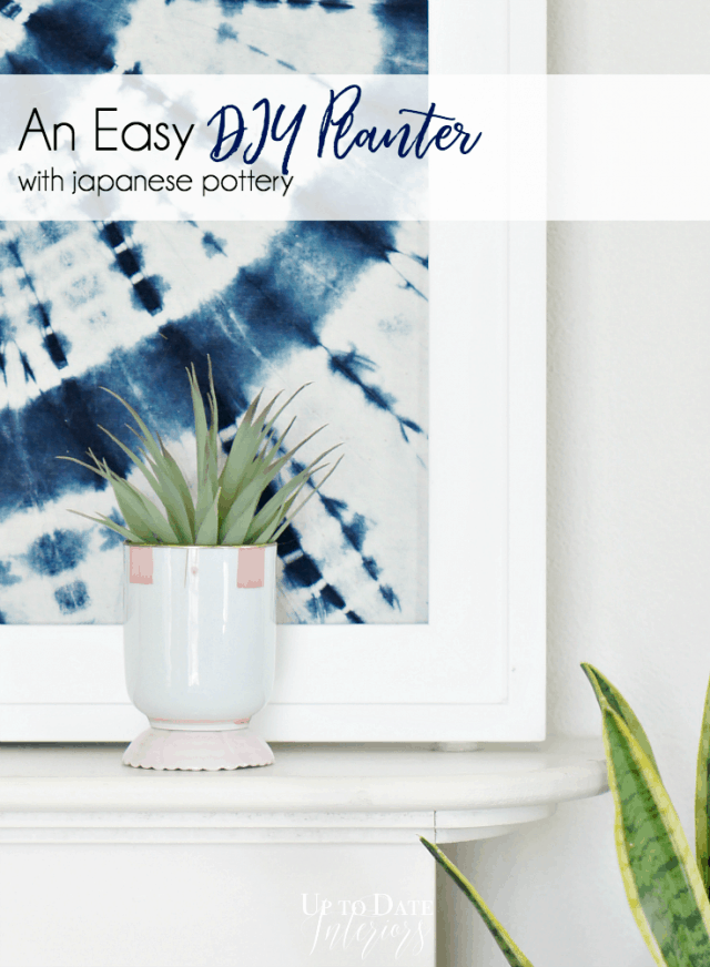 Easy Diy Planter Global Styler