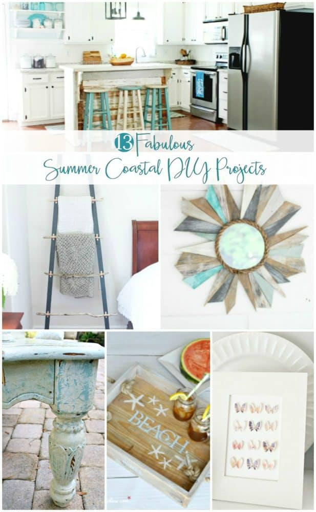 13 Fabulous Summer Coastal Decor Projects