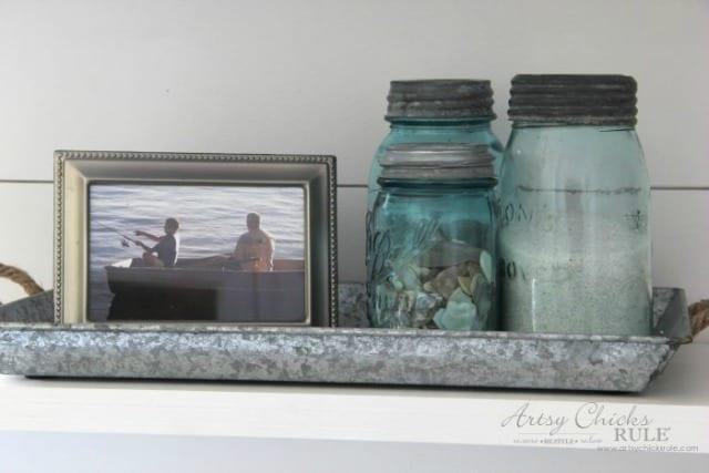Coastal Farmhouse Laundry Reveal 16 One Room Challenge Artsychicksrule