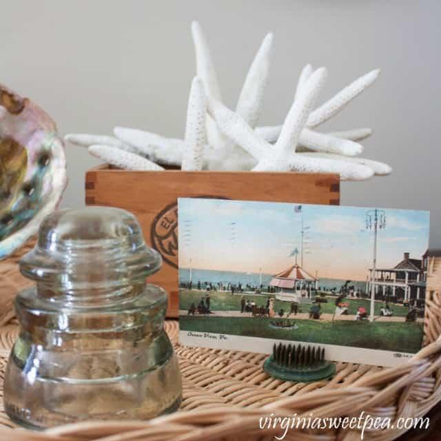 Vintage Beach Decor For Summer 18