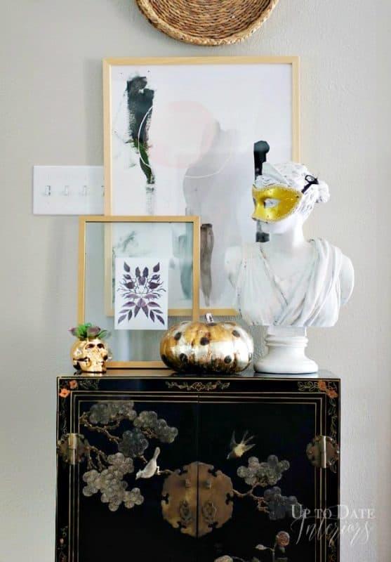 Halloween Print Daphne