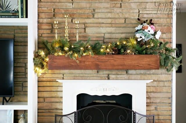 Tree Classic Garland Thanksgiving Wide