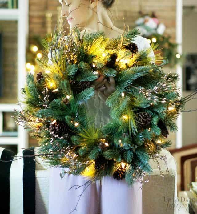 Tree Classics Wreath Large