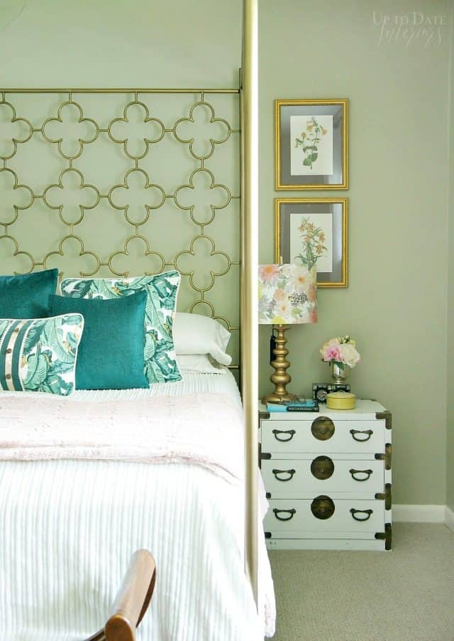 Bedroom Boho Glam Dex Den