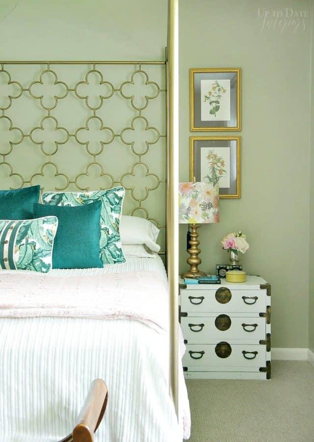 Bedroom Boho Glam Dex Den