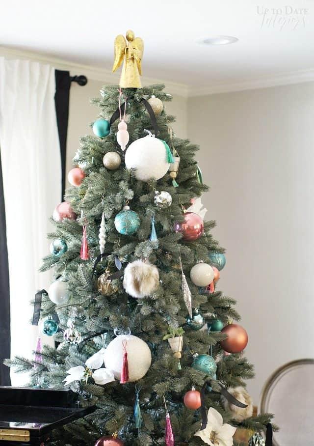 Christmas Tree Natural Light