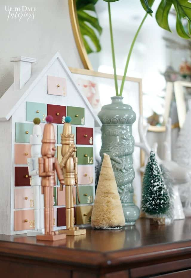 Eclectic Globally Inspired Christmas Decor
