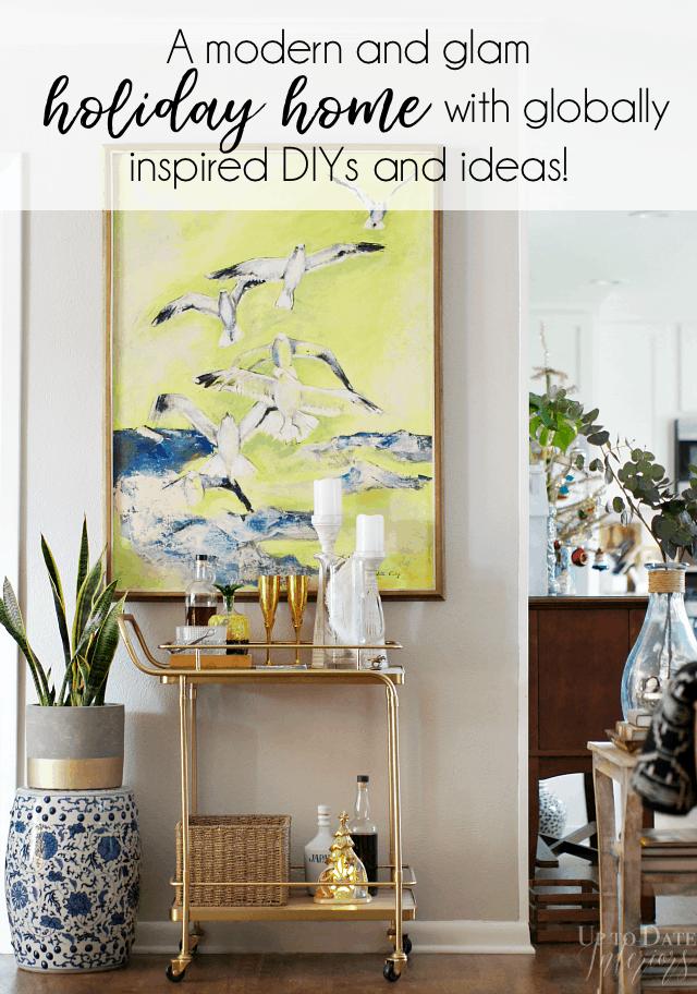 Holiday Home Globally Inspired Diys Ideas