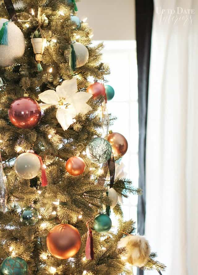 Modern Eclectic Elegant My Home Style Tree Edition