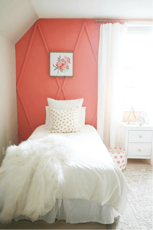 Thistle Key Farms Coral Bedroom
