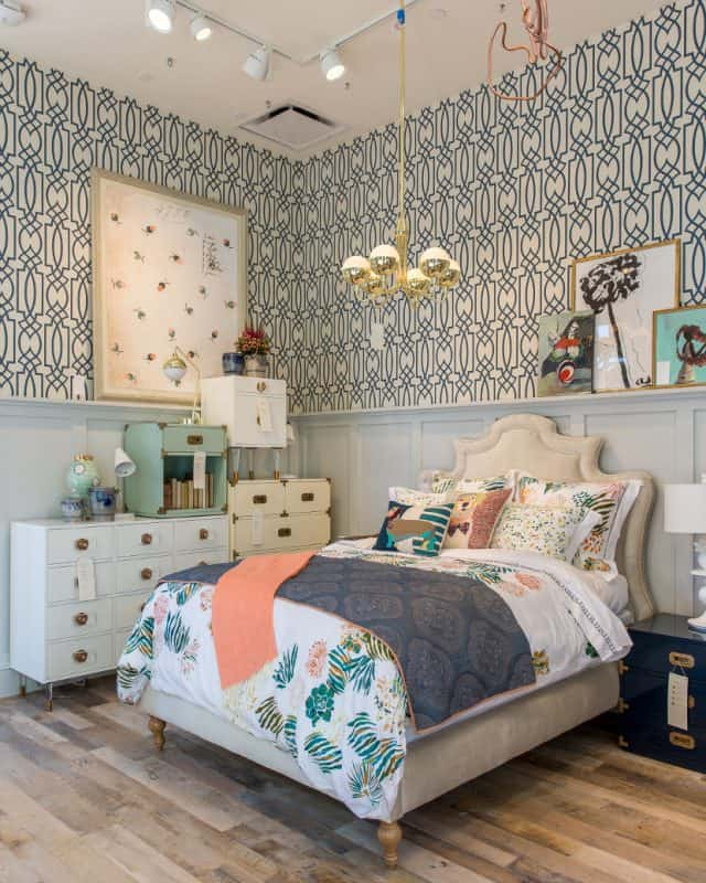 Anthropologie Girls Room