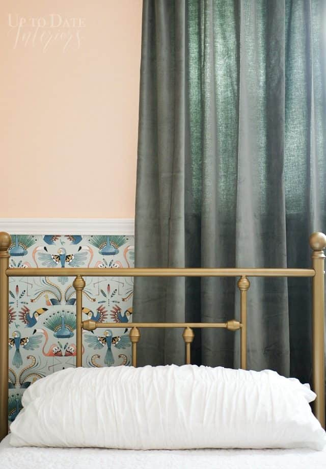 Cool Wallpaper With Chair Rail