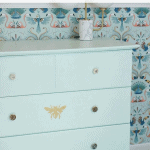 Mint Gold Dresser Pinterest Gold
