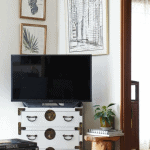 Decorate Around Your Tv Small Space